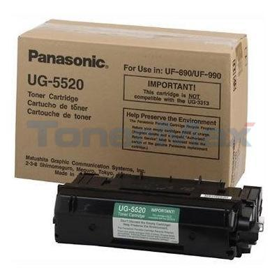 PANASONIC UF-890 TONER BLACK